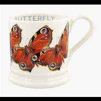Peacock Butterfly 1/2 Pint Mug