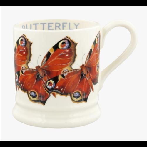 Emma Bridgewater Peacock Butterfly 1/2 Pint Mug