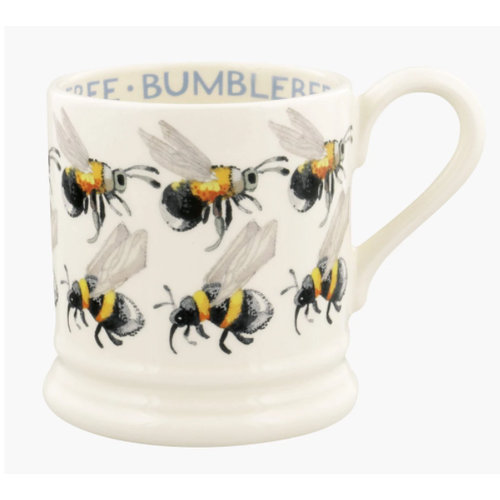 Flying Bumblebee 1/2 Pint Mug