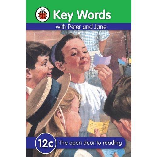 Ladybird Key Words 12c: The Open Door to Reading