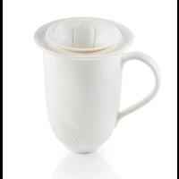 Ren Fine Porcelain Mug w/ Infuser