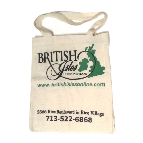 British Isles Reusable Tote Bag