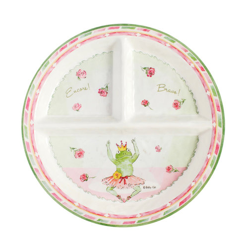 Baby Cie Textured Sectioned Plate Bravo Encore
