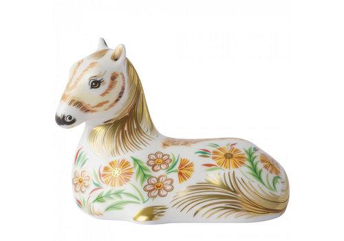 Royal Crown Derby Royal Crown Derby Summer Meadow Foal Figurine