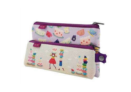 Santoro London Kori Kumi Double Pencil Bags