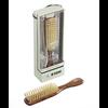 Kent Narrow Soft White Bristle Brush DA4S