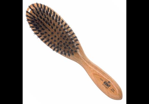 Kent Ladies' Oval Hairbrush - Black Bristle