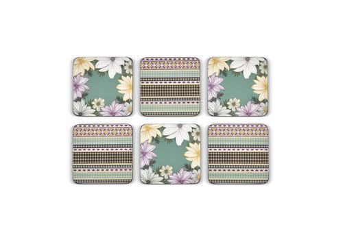 Pimpernel Pimpernel Atrium Coasters