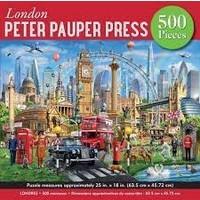 London 500 Piece Puzzle