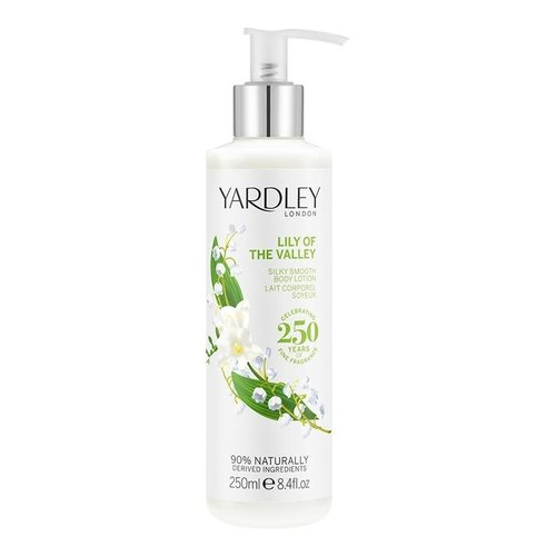 Yardley Lily of the Valley Body Lotion