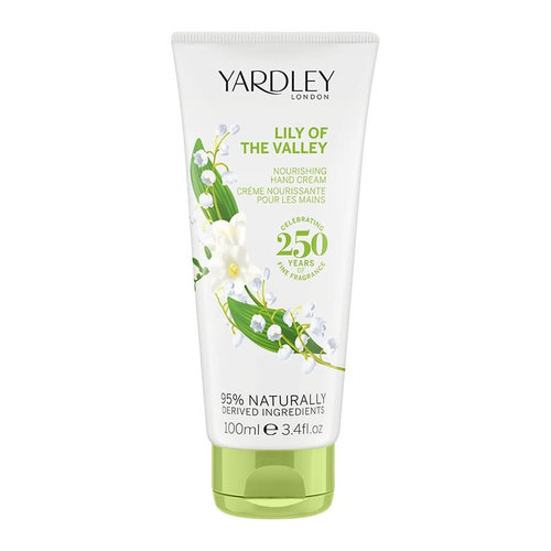 Yardley Lily of the Valley Nourishing Hand Cream