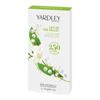 Yardley Lily of the Valley Luxury Soap (box of 3)