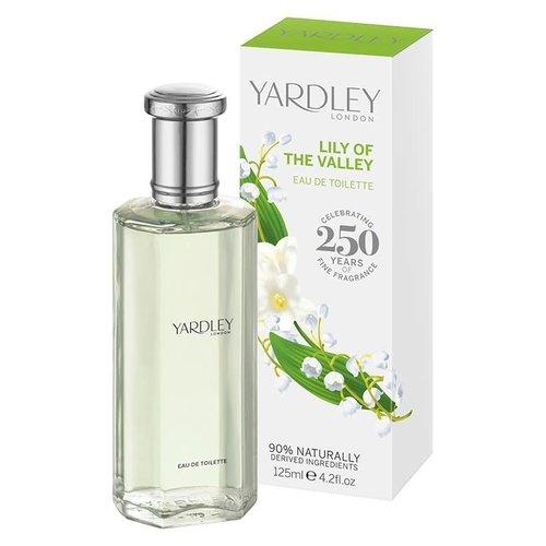 Yardley Lily Eau De Toilette 125 mL