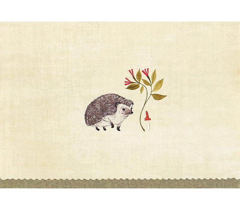 Hedgehog Notecards
