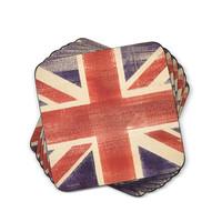 Pimpernel Union Jack Coasters