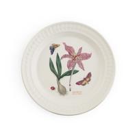 Botanic Garden Harmony Papilio Amethyst Dinner Plate