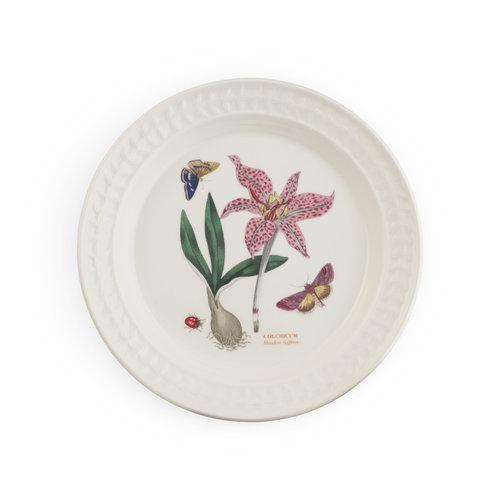 Portmeirion Botanic Garden Harmony Papilio Amethyst 10.5 Inch Dinner Plate