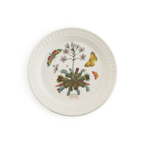Portmeirion Botanic Garden Harmony Papilio Amber 8.5 Inch Salad Plate