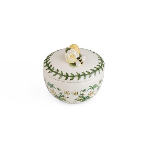 Portmeirion Botanic Garden Bouquet Bumblebee Trinket Box