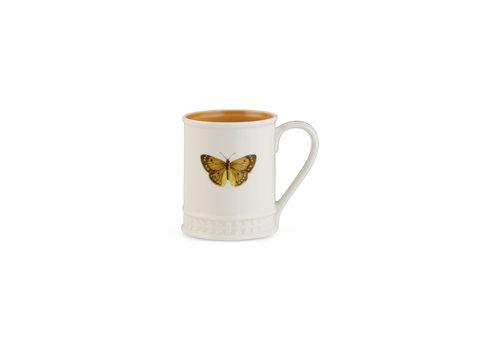 Portmeirion Botanic Garden Harmony Papilio Amber Tankard Mug