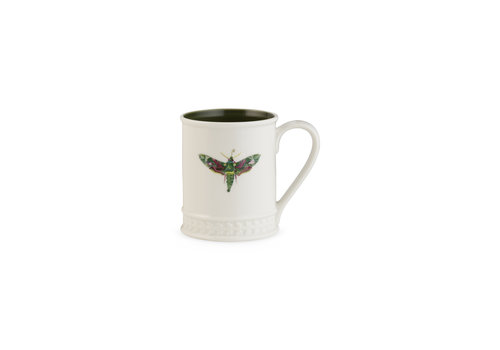 Portmeirion Botanic Garden Harmony Papilio Emerald Tankard Mug