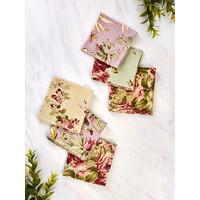 Cottage Core Patchwork 6 Tiny Tea Towel Bundle