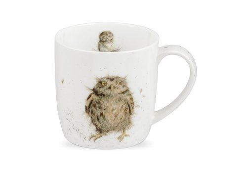 Wrendale Wrendale What A Hoot Large Mug