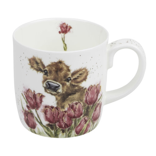 Wrendale Bessie Cow Mug (14oz)