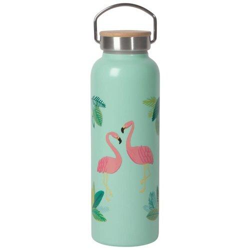 Now Designs Flamingo Water Bottle