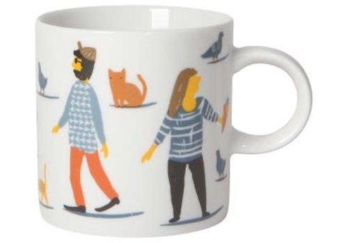 Now Designs People Person Short Mug