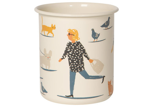 Now Designs People Person Pencil Cup