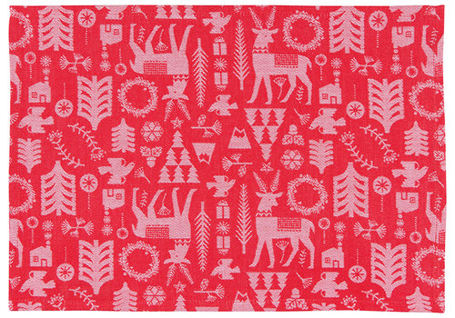 Now Designs Yuletide Cloth Placemat