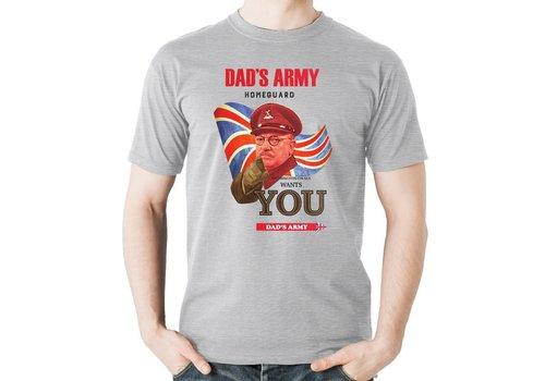 Spike Leisurewear Dad's Army Homeguard T-Shirt