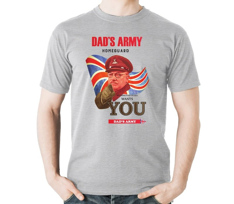 Dad's Army Homeguard T-Shirt