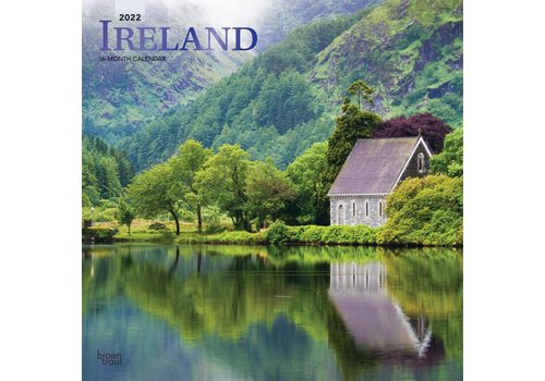 BrownTrout Publishers Ireland 2022 Calendar