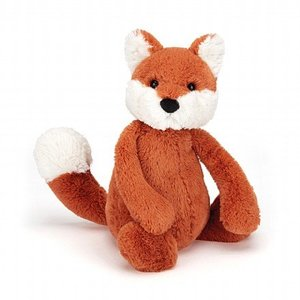 Jellycat Jellycat Bashful Fox Cub Medium