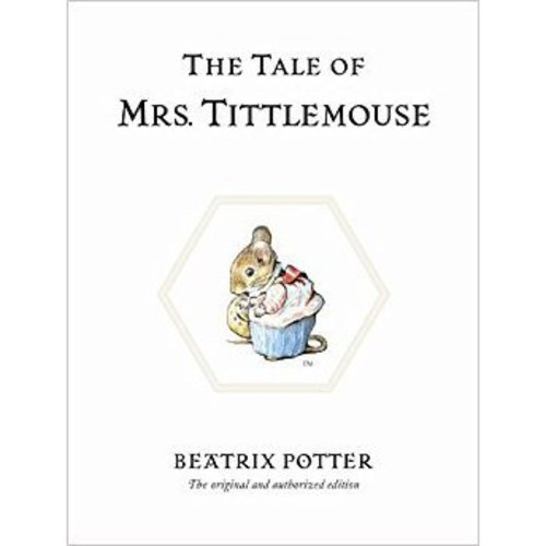 11. The Tale of Mrs. Tittlemouse