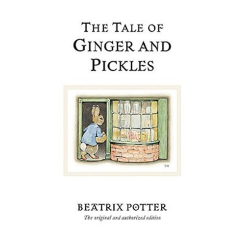 18. The Tale of Ginger and Pickles