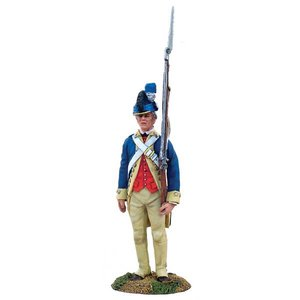W. Britain 18012 - George Washington's Body Guard on Foot No. 1