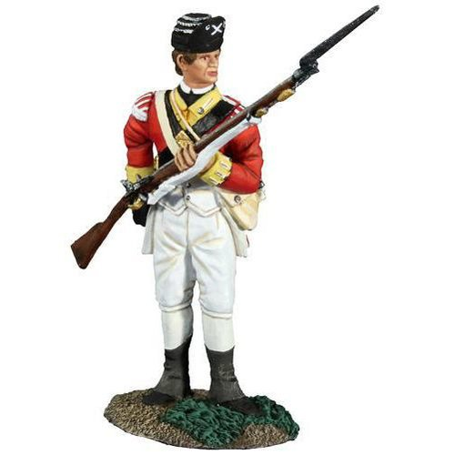 W. Britain 18040 - W. Britain British 10th Foot Light Infantry