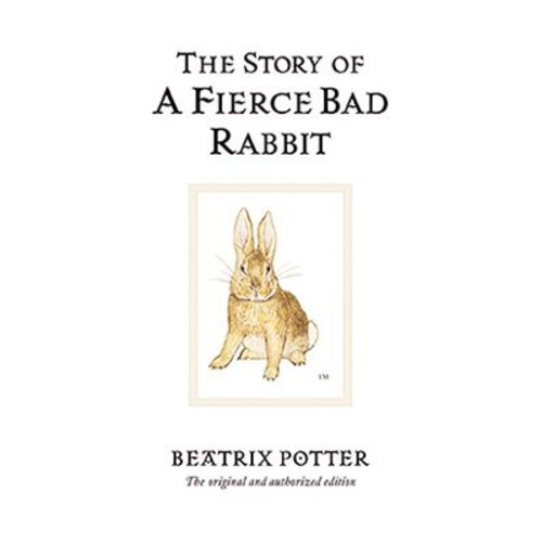 20. The Story of a Fierce Bad Rabbit