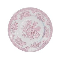 Asiatic Pheasants Pink 8.5 in. Plate
