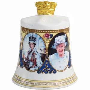 Aynsley China Coronation Bell