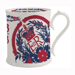 Aynsley China Coronation Mug