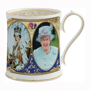 Aynsley China Aynsley Coronation Stafford Tankard