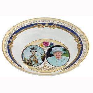 Aynsley China Coronation Sweet Plate