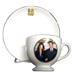Bailey Royal Wedding Cup and Saucer