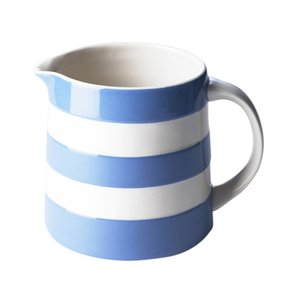 Cornishware Blue Cornishware Dreadnought Jug 20 oz