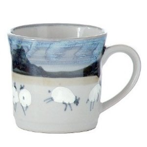 Highland Stoneware Highland Stoneware Sheep Small Mug