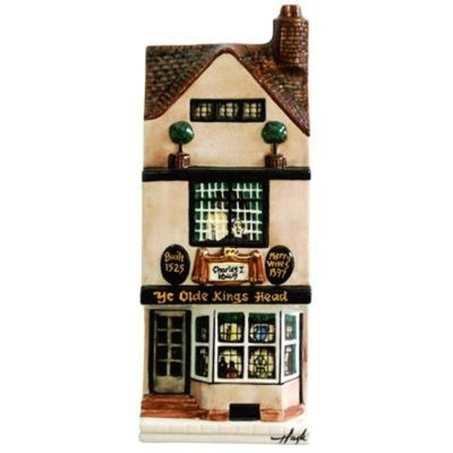 Hazle Ceramics Hazle Ceramics Ye Olde Kings Head
